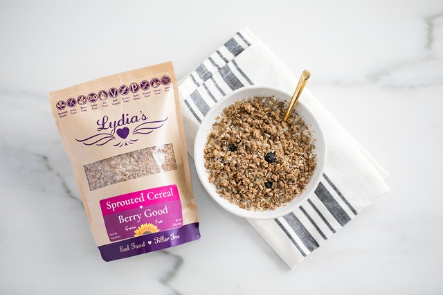 Lydia's Sprouted Berry Crunch AZ